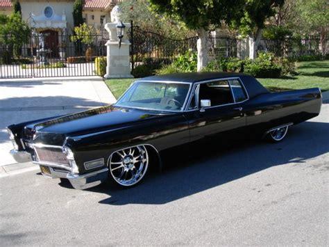 1968 Cadillac Coupe by 1968 Cadillac Coupe De Ville Supercar Hypercar Sport
