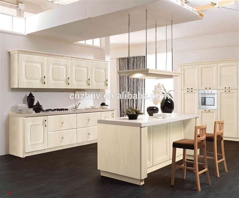 knock kitchen cabinets knock solid wood pvc kitchen cabinet buy pvc