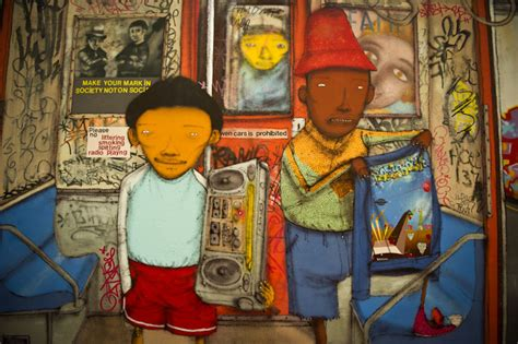 brazil painting show os gemeos and quot the of boston quot huffpost