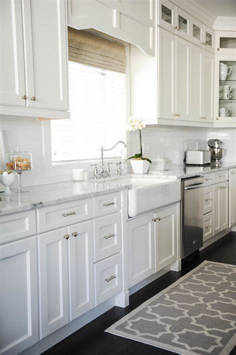 white cabinet kitchen pictures how to make your boring all white kitchen look alive