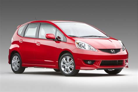 2011 Honda Fit by Honda Fit Retains 1 Spot On Consumer Reports Best Value List