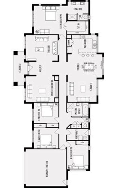 floor plans australian homes 25 best ideas about house plans australia on
