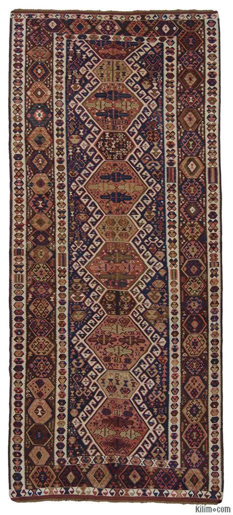 kilim rug k0015966 blue antique kagizman kilim rug