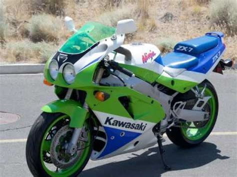 1992 Kawasaki Zx7 by 1992 Kawasaki Zx7 Zx7r Zx750 1991pictures And Exhaust