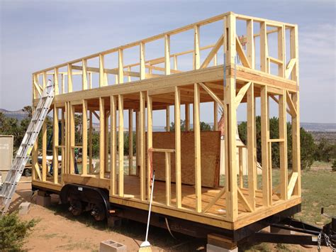 small home construction la construction d une tiny house