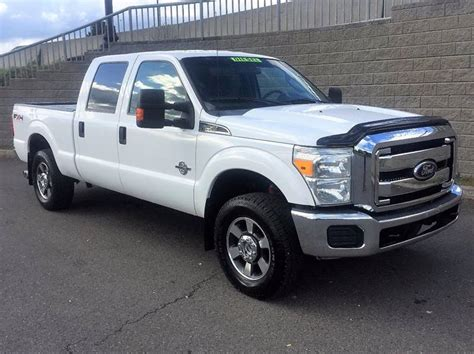 2011 Ford F250 by 2011 Ford F 250 Duty 4x4 Xlt 4dr Crew Cab 6 8 Ft Sb