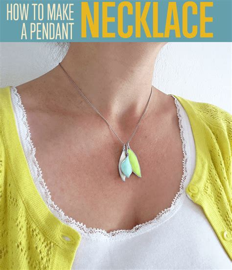 how to use polymer clay to make jewelry how to make fabulously chic polymer clay pendants diy ready