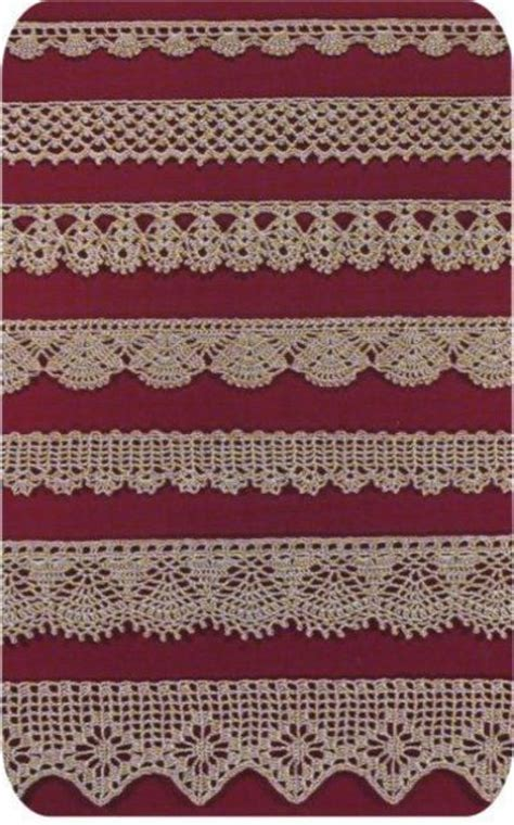 easy lace edging knitting pattern free easy crochet lace edging crocheted lace edging