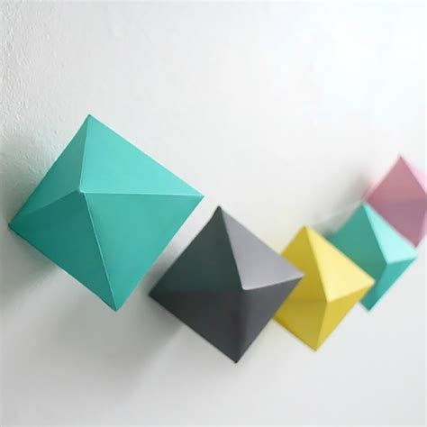 origami shapes for 5 diy projects for your home this inkifi