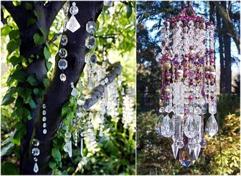 10 wonderful ideas to decorate an outdoor tree
