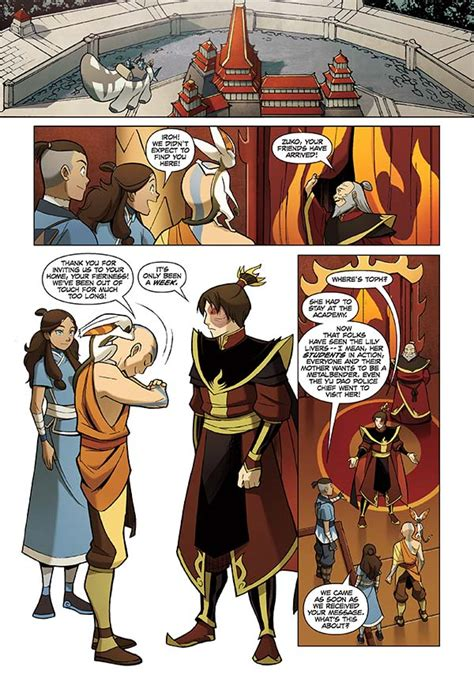 avatar the search avatar the last airbender volume 4 tpb the search part