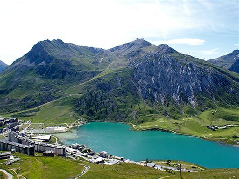 the tcc summer chalet holidays for mountain biking and much more tignes