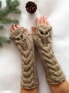 owl fingerless gloves knitting pattern owl mittens knitting pattern free search