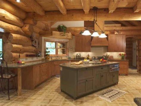 cabin kitchen designs kitchen log cabin kitchens design ideas with grey