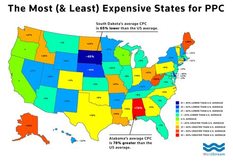 most affordable states to live in 10 cheapest cities to