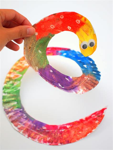 paper snake craft 15 paper plate animal crafts for children reliable