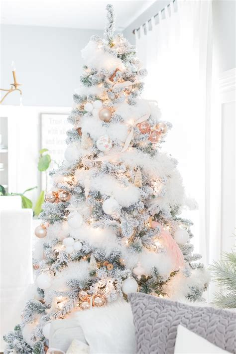 white tree decoration ideas 25 unique tree garland ideas on