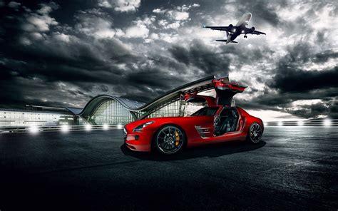 Car Wallpaper Mercedes by 50 Sports Car Wallpapers That Ll Your Desktop Away