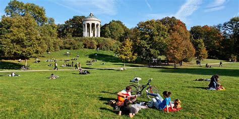Englische Garten München Anfahrt by Stadtparks Englischer Garten M 252 Nchen