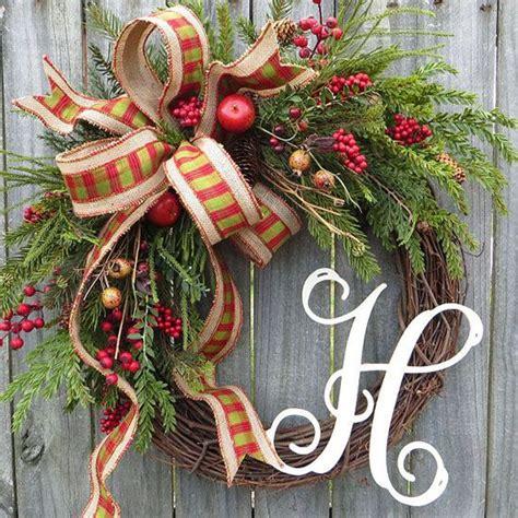 wreaths for front door 1000 ideas about front door wreaths on