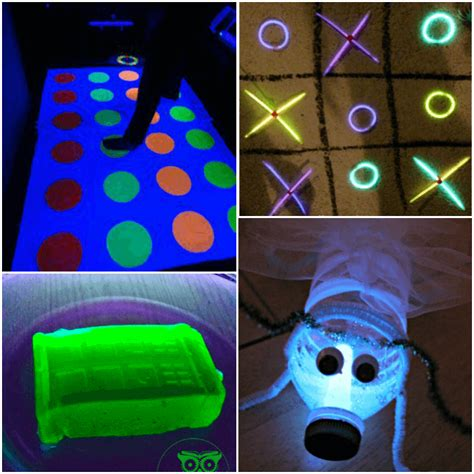 glow stick crafts for 20 glow in the crafts that are for summer