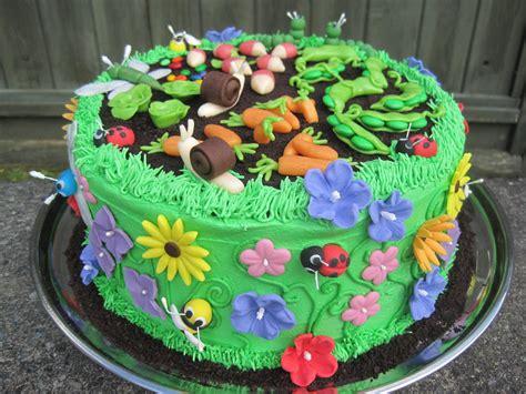 vegetable garden cake ideas 25 best cake designs