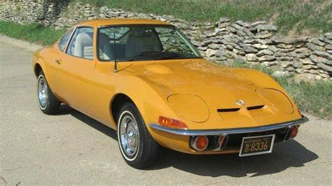 1972 Opel Gt For Sale by 1972 Opel Gt For Sale Near Omaha Nebraska 68164