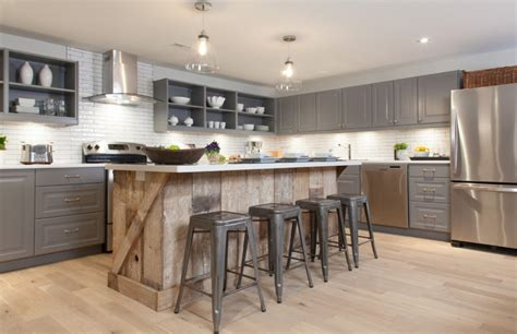 modern kitchen islands reclaiming wood for today s modern homes