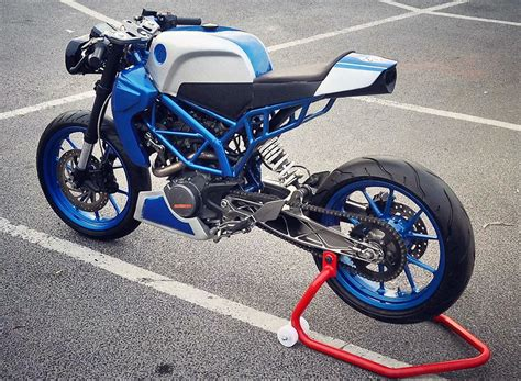 Modification Bike by Modified Motorcycles Hobbiesxstyle