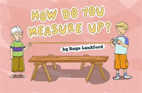 measurement picture books quot how do you measure up quot story