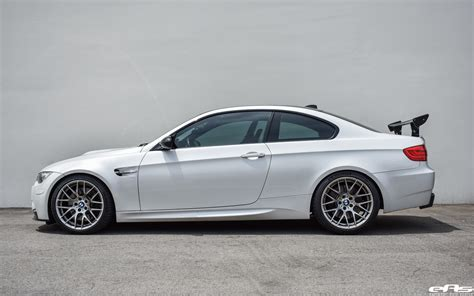 Mineral White Bmw by Mineral White Bmw M3 Gets Lowered And Tastefully Modded