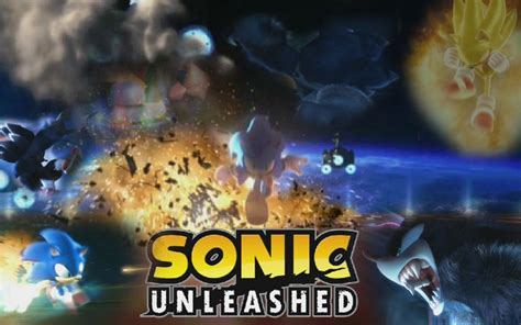 sonic unleashed sonic unleashed wallpaper by metalshadown64 on deviantart