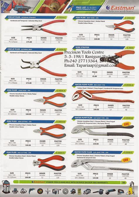 woodworking materials list tools names list