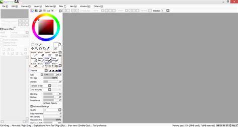 paint tool sai untuk android paint tool sai pro daimonsubs