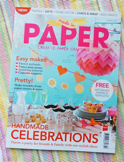 magazine paper craft paper crafts magazine craftshady craftshady