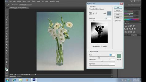 how to color in photoshop how to use color replacement tool in photoshop cs6