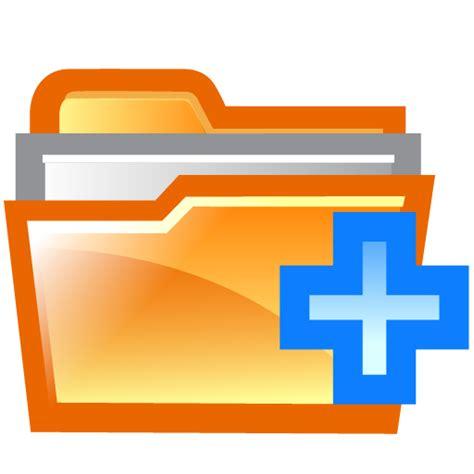 add a add folder icon icons softicons