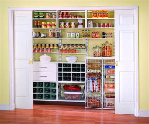 kitchen pantry shelving ideas kitchen pantry ideas to create well managed kitchen at home homestylediary