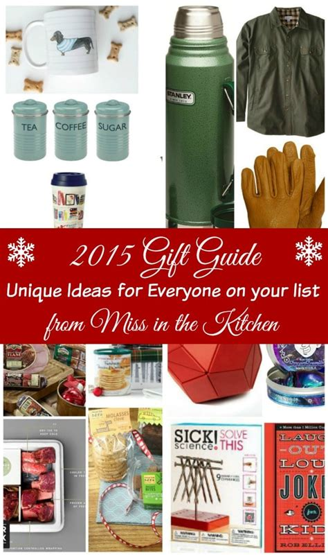 gift ideas for the kitchen 2015 gift guide unique gift ideas from miss in the kitchen miss in the kitchen