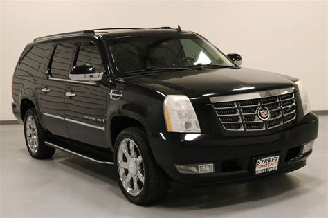 Cadillac Escalade Esv For Sale by Pre Owned 2008 Cadillac Escalade Esv For Sale In Amarillo