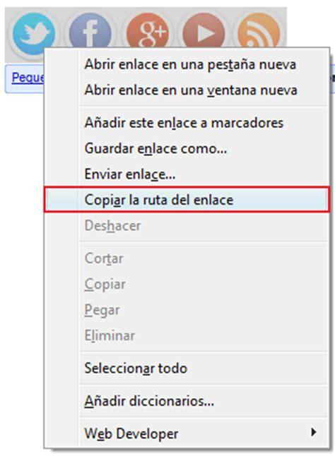 Firefox Mouse compartid 237 simo c 243 mo obtener la url de una imagen f 225 cil y