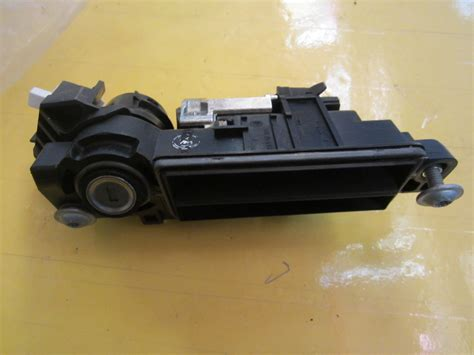 Used Mercedes Parts by Mercedes Trunk Lock 2037500893 Used Auto Parts