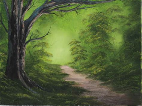 bob ross painting forest forest painting forests and beautiful forest on