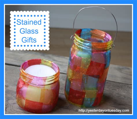 glass jar crafts for 7 colorful crafts for yesterday on tuesday