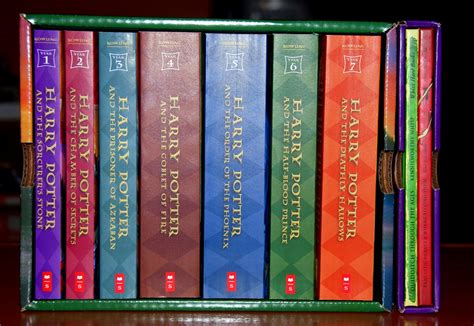 harry potter book picture travel factor harry potter books