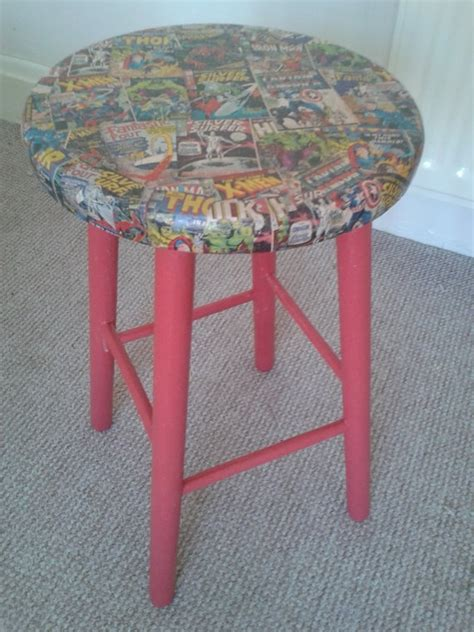 decoupage stool 104 best images about decoupage it on sheet