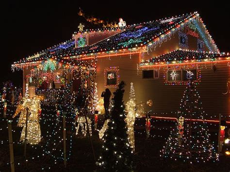 light decorations awesome outdoor lights house decorating