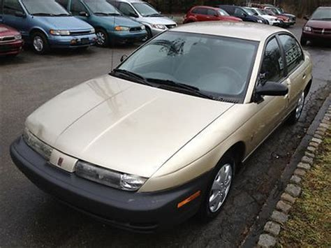 auto air conditioning repair 1998 saturn s series electronic valve timing buy used 1998 saturn sl2 in fishkill new york united states