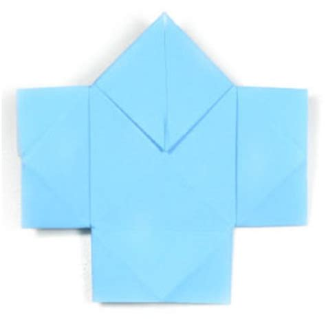 origami paper shirt how to make a traditional easy origami shirt page 1