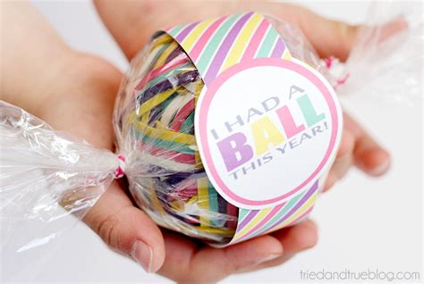 rubber st craft ideas rubber band appreciation gift tried true